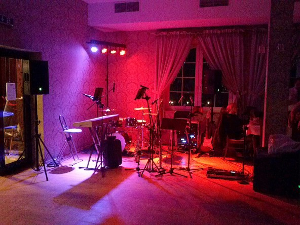 Koncert Eskaubei & Tomek Nowak Quartet