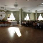 Zielona sala weselna