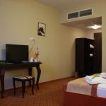 Pokój dla gości hotelowych