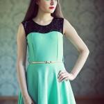 Sesja fotograficzna modelki Dwór Maria Antonina