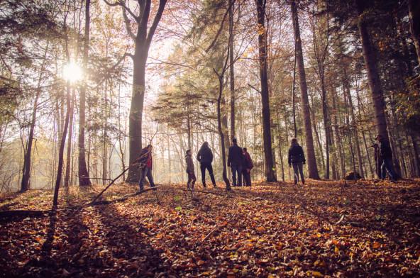 Jesienny wypoczynek w Małych Bieszczadach