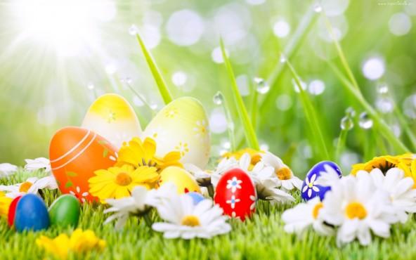 Kolorowe Święta Wielkanocne w Dworze Maria Antonina