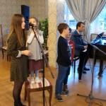 śpiewanie dzieci