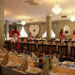Sala weselna w Dworze Maria Antonina