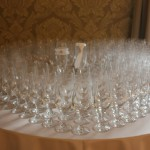 Szampan weselny Dwór Maria Antonina
