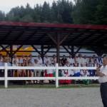 Impreza okolicznościowa zespół ludowy Dwór Maria Antonina
