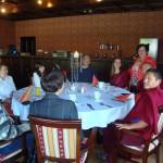 Goście z Tybetu Dwór Maria Antonina